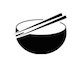 oriental-bowl-and-chopsticks_318-9695